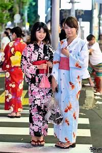 Yukata, Pictures