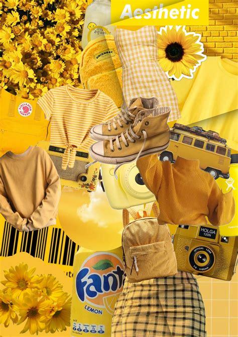 freetoedit background yellow aesthetic