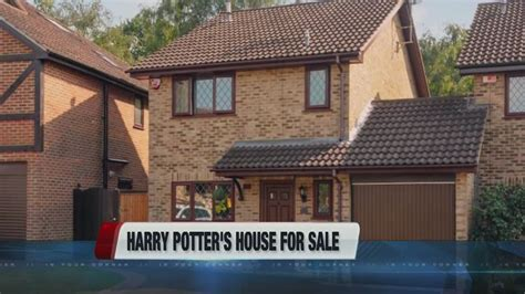 potter s 4 privet drive house is selling to muggle house that played harry potter s privet drive home for Harry