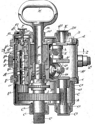 US Patent: 866,922 - Engine