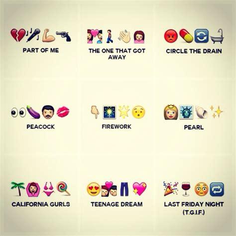Katy Perry --->emoji