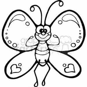 Royalty-Free cute little butterfly 133060 vector clip art ...