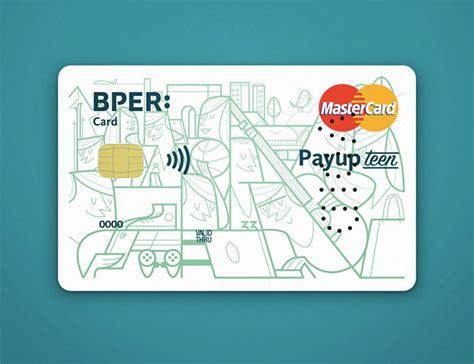 Bper Home Banking :  Grafica Per Carte Di Credito E