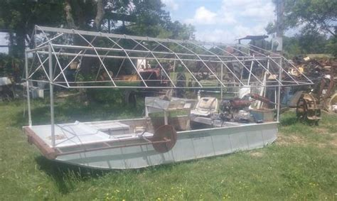 Used Crawfish Boats For Sale In Louisiana by Crawfish Boat 3500 Gilbert La Boats For Sale