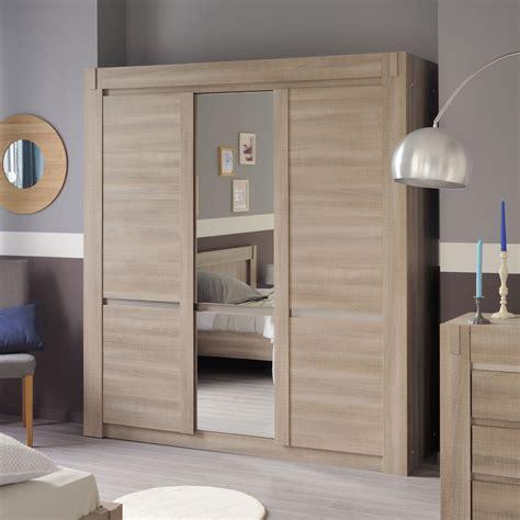 meuble armoire chambre armoire de chambre en bois