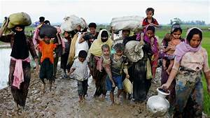 Rohingya crisis: Most say ultimately the situation in ...
