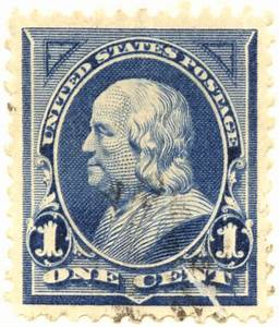 rare stamps worth money benjamin franklin 1 cent With us letter stamp