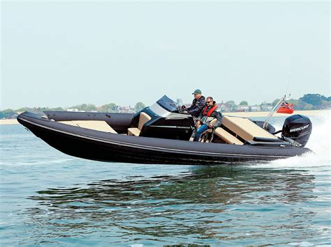 Rib Boat Offshore by Shearwater 890s On Test Powerboat Rib Magazine