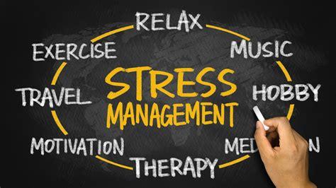 Stress Management In Psychology