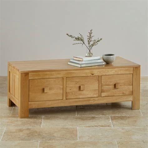 table basse bois avec tiroir pas cher wraste