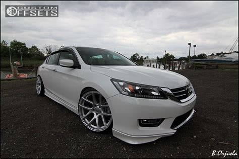 wheel offset 2014 honda accord slightly aggressive dropped
