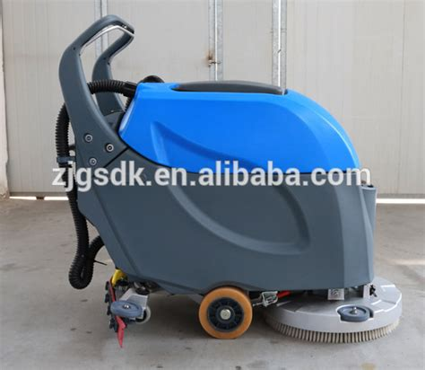 Automatic Floor Scrubber Robot by Factory Direct Sales China Electric Auto Self Propelled