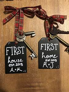 Diy, First, Home, Ornaments