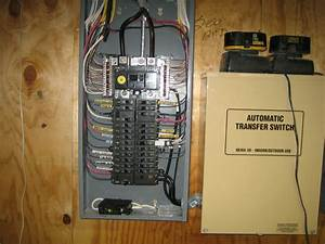 Is A 50 Amp Transfer Switch A Good Match For A 17 500