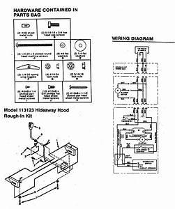 Nutone 763n Wiring Diagram