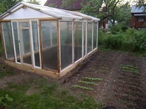 Sliding Glass Door Diy Greenhouse