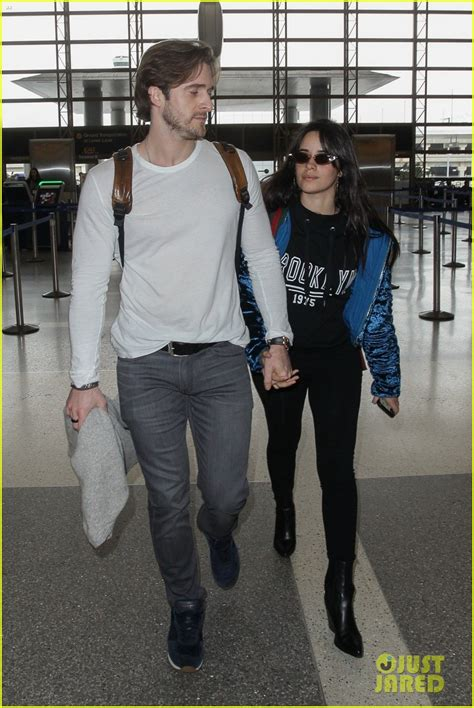 Camila Cabello Leaves After Grammys With Boyfriend