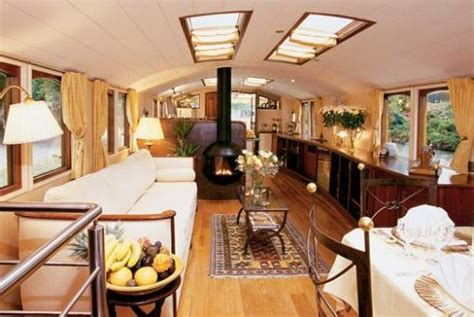 Getting Used To Living On A Boat by Widebeam Boats Search Houseboat Heaven