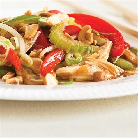 cuisine asiatique poulet chop suey au poulet ricardo