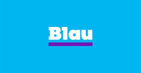 blau service schnelle  hilfe zu allen themen