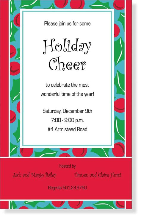christmas potluck poem potluck poem invite invitations ideas