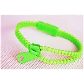 Colorful Zipper Bracelets the hottest new fashion