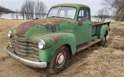 1953 Chevrolet Truck by Made In Canada 1953 Chevrolet 1434