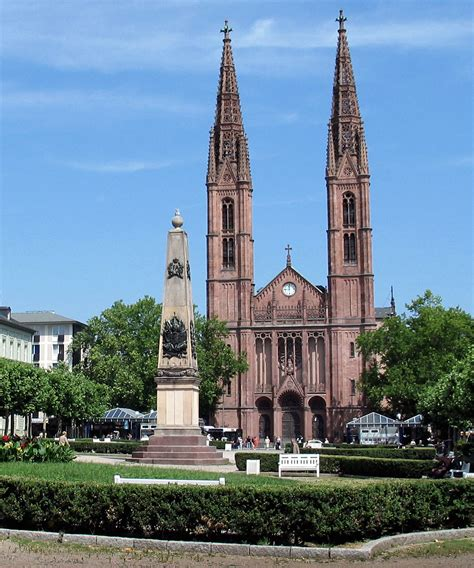 File:Wiesbaden Bonifatius Church.jpg - Wikimedia Commons