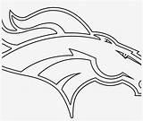 Broncos Denver Coloring Printable Football Pngkit Printables Helmet Imwithphil sketch template