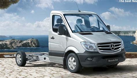 cheap prices   mercedes sprinter chassis cab vans