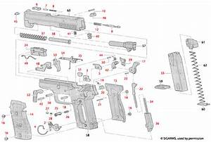 Sig P320 Parts Diagram