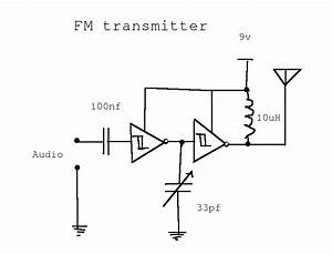 fm transmitters With fm voice transmitter