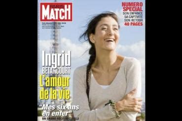 Libération Ingrid Bétancourt