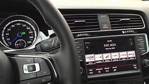 Volkswagen Golf Connect : volkswagen golf vii r app connect siri carplay youtube ~ Nature-et-papiers.com Idées de Décoration