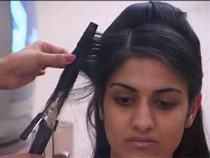 Fabulous Indian Bridal hair style Step by Step Demonstration YouTube