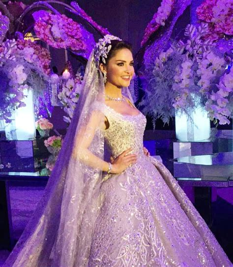 lebanese weddings  instagram wedding dress elie
