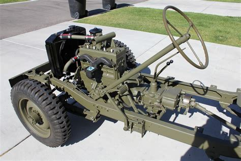 willys mb jeep restoration project engine installed