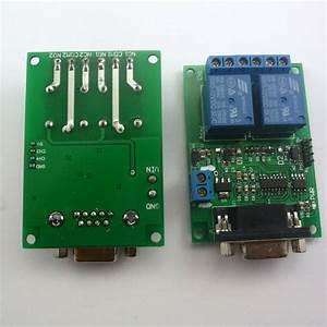 Smart Switch Für Pc : dc 9 v 12 v 2ch rs232 relais switch usb rs232 db9 pc uart serial port f r ~ Markanthonyermac.com Haus und Dekorationen