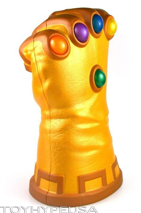 hasbro sdcc guantelete del infinito marvel avengers