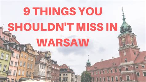 Ultimate Guide to Warsaw, Poland - Karla Around the World