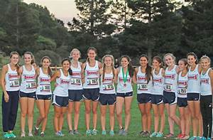 Local Report Justin Siena Girls Cross Country Team Makes