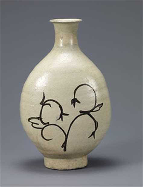 ancient abstract korean pottery urban art  antiques