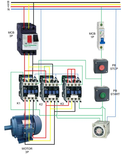 razor electric scooter wiring diagram  contactor relay