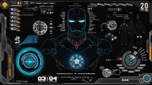 Iron man jarvis wallpaper android