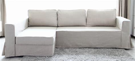 sofa cover ikea beautify your ikea sofa with custom skirt slipcovers