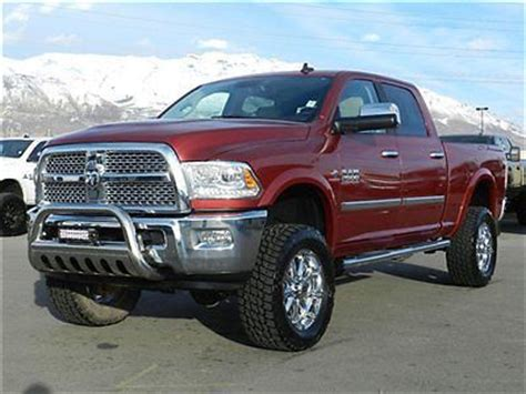 Find used DODGE RAM CREW CAB LARAMIE 4X4 CUMMINS DIESEL