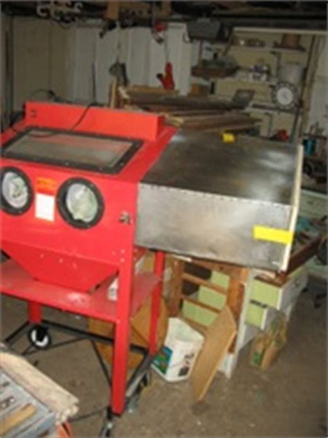 harbor freight sand blast cabinet modifications cheese grater sanding blocks quot dura block quot