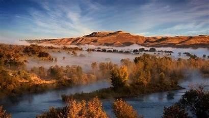 Geographic National Backgrounds Landscape River Nature Desktop