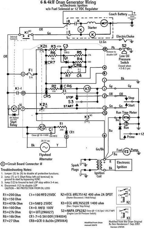 gmc motorhome technical handouts