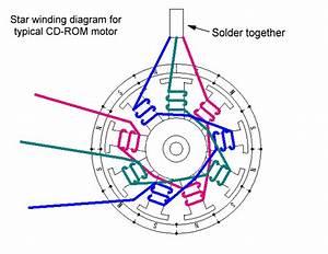 Table Fan Motor Winding Diagram